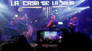 Septeto Acarey inició gira 'Latin Grammy' por Estados Unidos