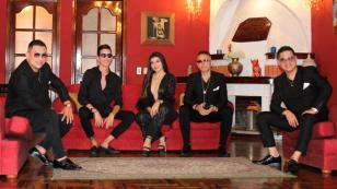 Septeto Acarey y Orquesta Bembé se unen para grabar nuevo tema 'Aparécete'