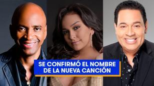 'Si tú te atreves' será el nombre de la nueva canción de Daniela Darcourt y Tito Nieves
