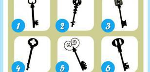 Elige una llave y conoce qué dice de tu personalidad