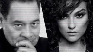 Tito Nieves y Daniela Darcourt estrenaron 'Si tú te atreves'