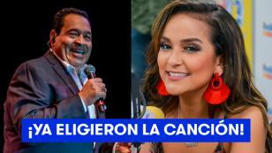 Tito Nieves y Daniela Darcourt ya eligieron el tema que producirá Sergio George