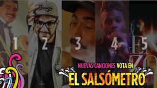 ¡Tú decides qué salsa quieres escuchar en Radiomar con el 'Salsómetro'!