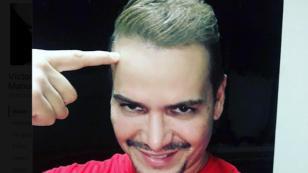 Víctor Manuelle cambió de look. ¡Entérate aquí por qué se pintó de rubio el cabello! (VIDEO)