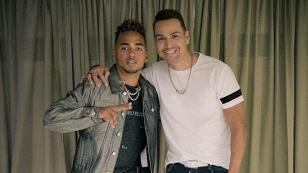 Víctor Manuelle muestra su apoyo a famoso cantante puertorriqueño