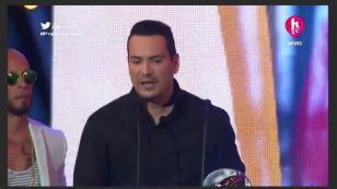 Víctor Manuelle recibió un Premio Heat por su ayuda a las personas que padecen alzheimer