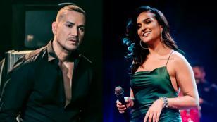 Víctor Manuelle reconoce que música de Daniela Darcourt se escucha en Puerto Rico y Estados Unidos