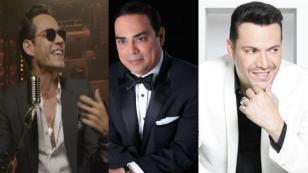 Víctor Manuelle y Gilberto Santa Rosa se presentarán en vivo en el reconocimiento como 'Persona del Año 2016' de Marc Anthony
