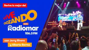 ¡Mira aquí el concierto completo de 'Vive Gozando con Radiomar' con Jerry Rivera, Alberto Barros y más! [VIDEO]