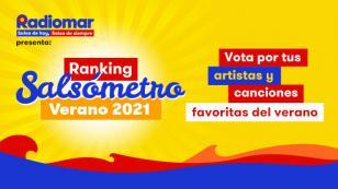 ¡Vota por tus artistas favoritos en el Salsómetro del Verano 2021!