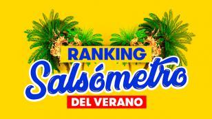 Vota por tus artistas favoritos y gana premiazos en el ranking 'El Salsómetro del verano'
