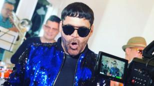 Willie González grabó nuevo video en Cali, Colombia