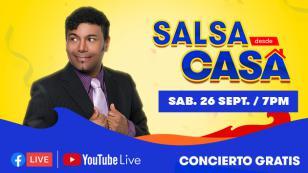 Willy Rivera recibirá merecido homenaje en el concierto virtual por aniversario de Radiomar