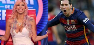 Xoana González confesó que tuvo relaciones sexuales con Lionel Messi