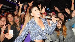 Yahaira Plasencia conquistó a fans peruanos en Japón durante sus conciertos (FOTOS Y VIDEO)