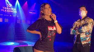 Yahaira Plasencia nos muestra el escenario de su primer Live Show Mundial