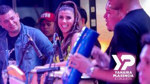 Yahaira Plasencia viajó a Miami para iniciar la gira promocional de 'Y le dije no'