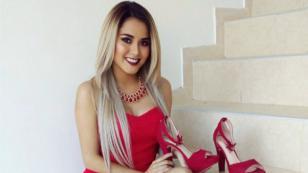 You Salsa: así lucía Amy Gutiérrez a sus 12 años